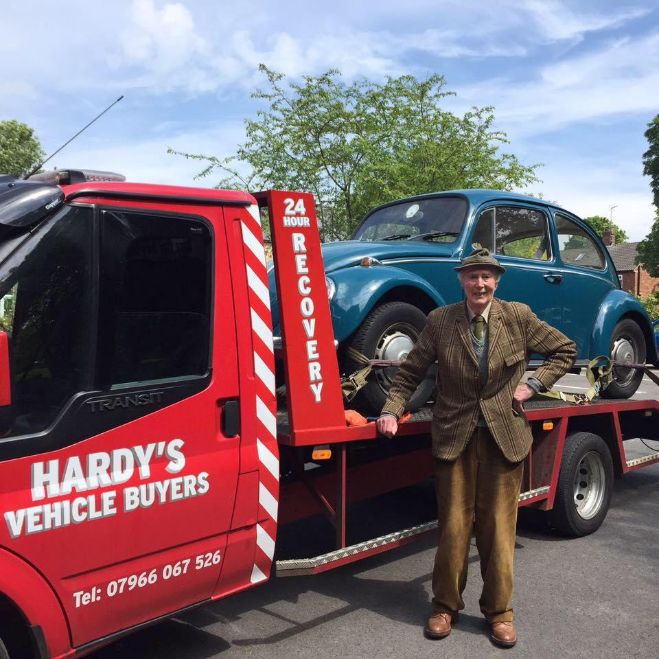 Hardys Vehicle Buyers & 24hours Recovery - Harrogate, North Yorkshire HG2 7SA - 07966 067526 | ShowMeLocal.com