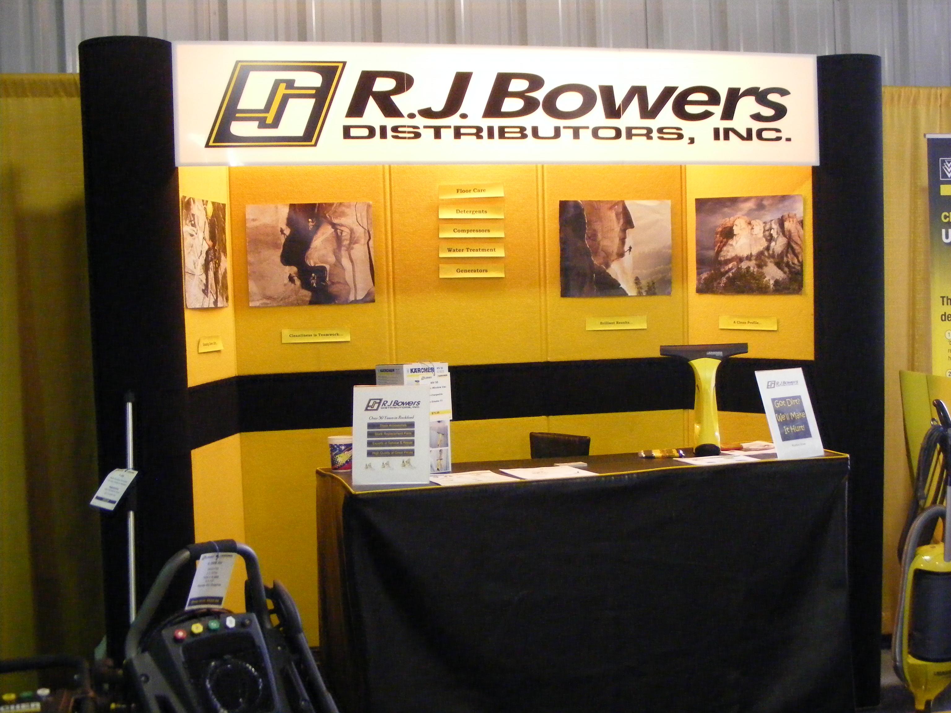 Rj Bowers Distributors Inc Rockford Illinois Il