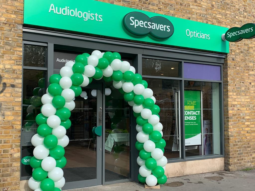Specsavers Opticians and Audiologists - London - Whitechapel