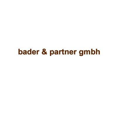 Bild zu Bader & Partner GmbH in Tübingen