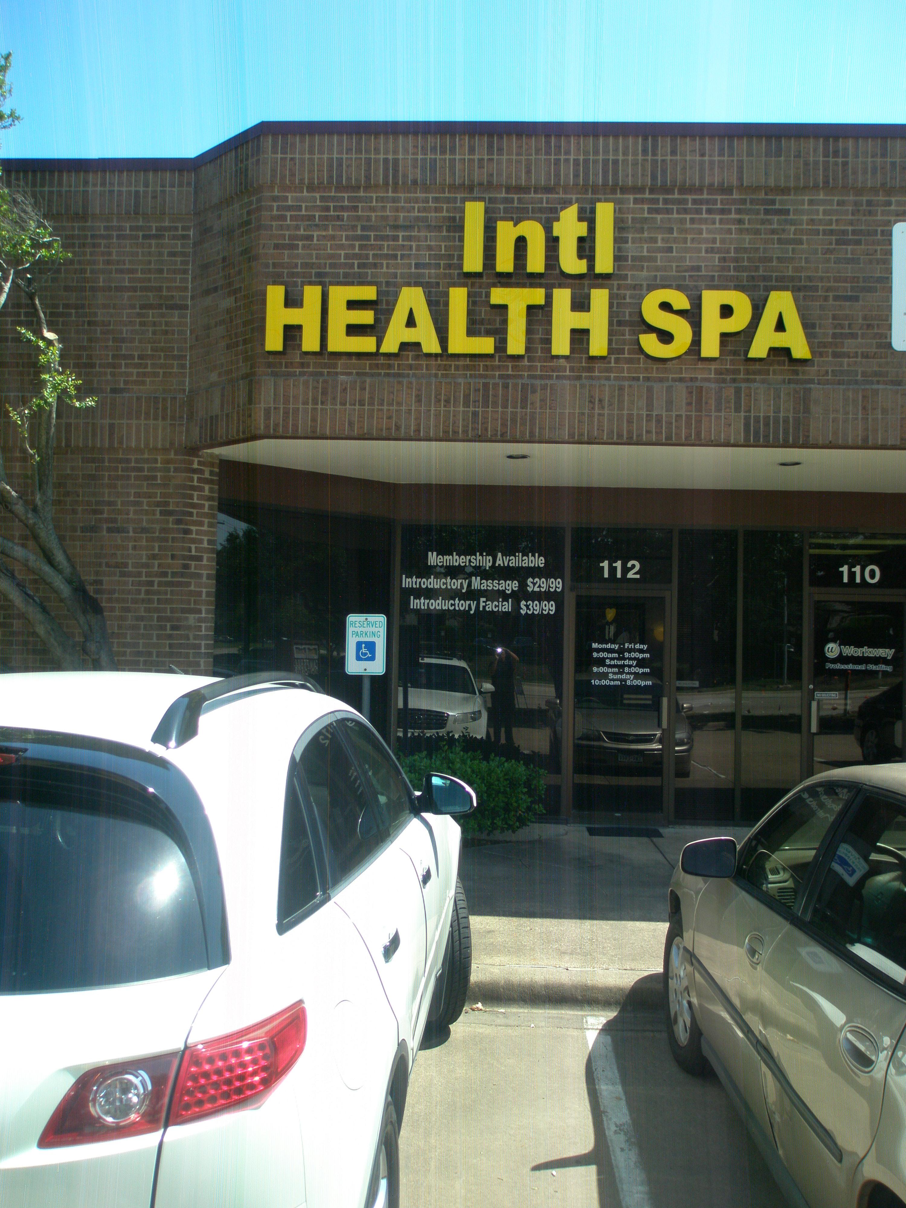 Intl Health Spa