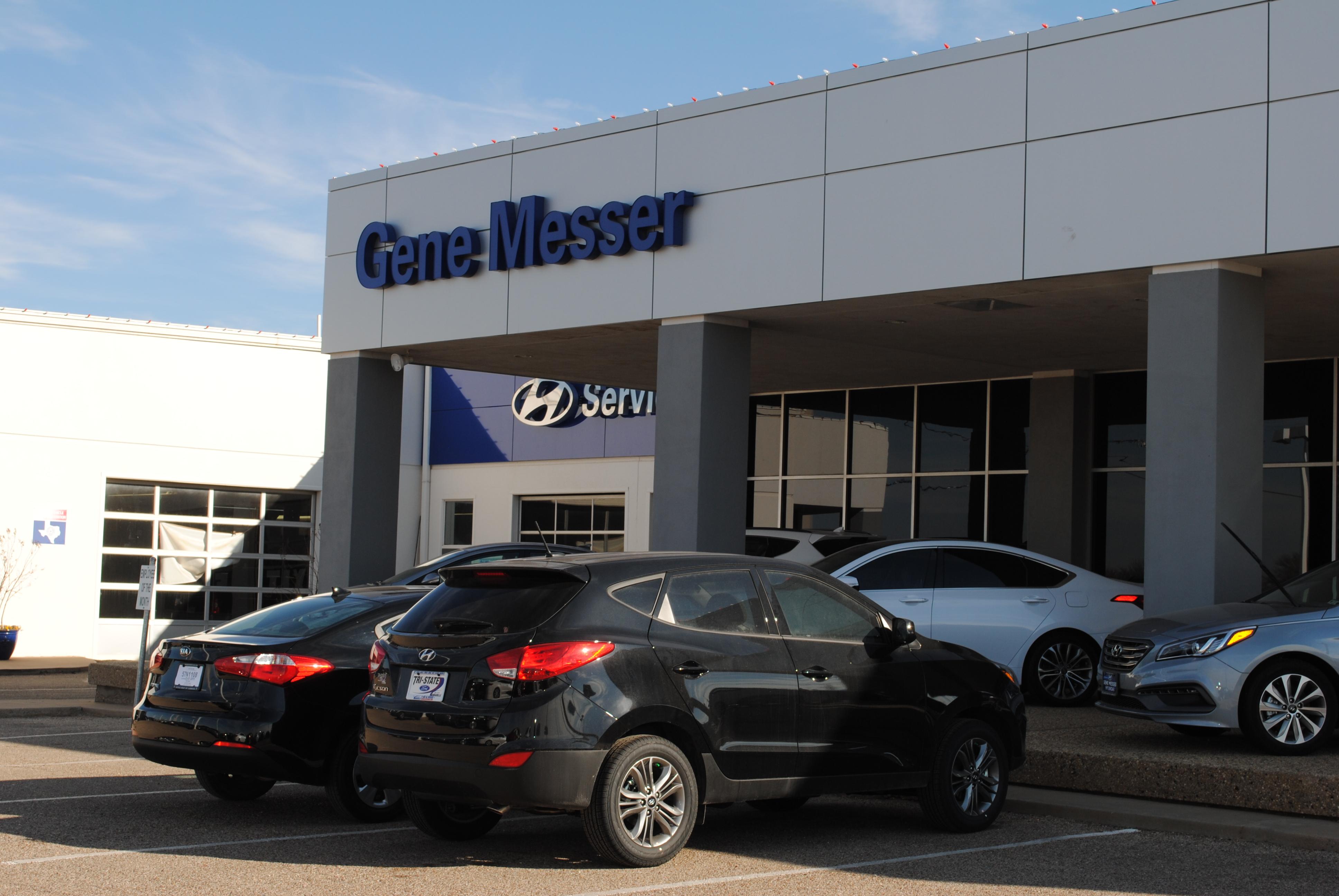 Gene Messer Chevrolet Service