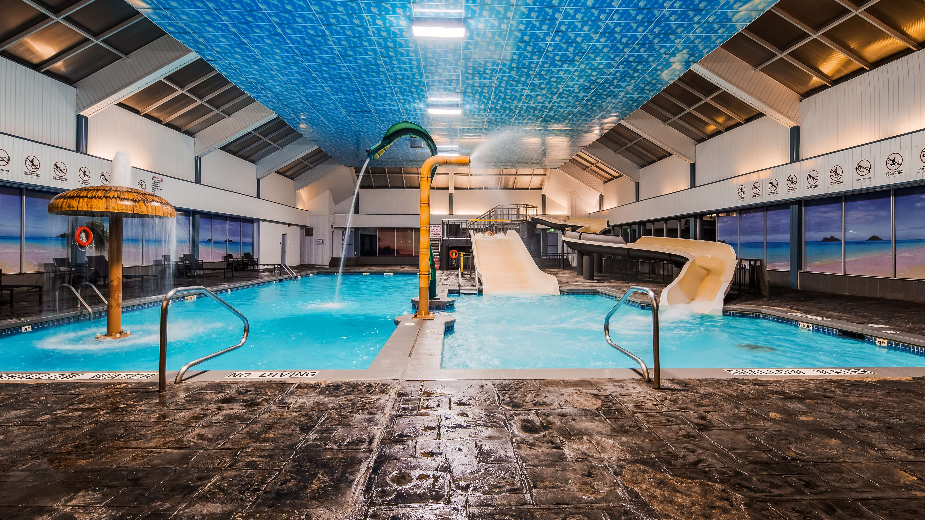 Indoor Pool Best Western Plus Leamington Hotel & Conference Centre Leamington (519)326-8646