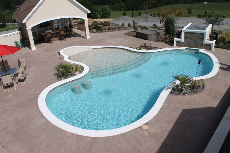 Aloha Pools Spas Cape Girardeau 1728 N Kingshighway St Mo Hot Tubs Mapquest