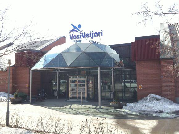 Uintikeskus VesiVeijari