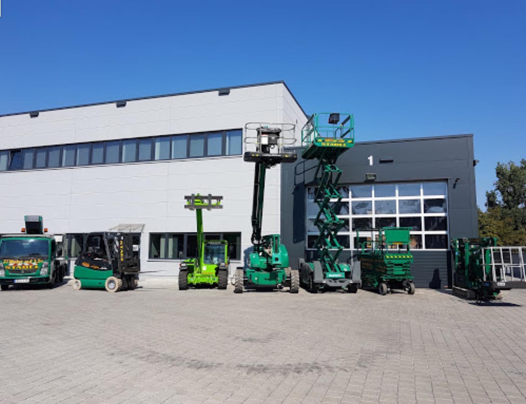 Arbeitsbühnen Stabel GmbH