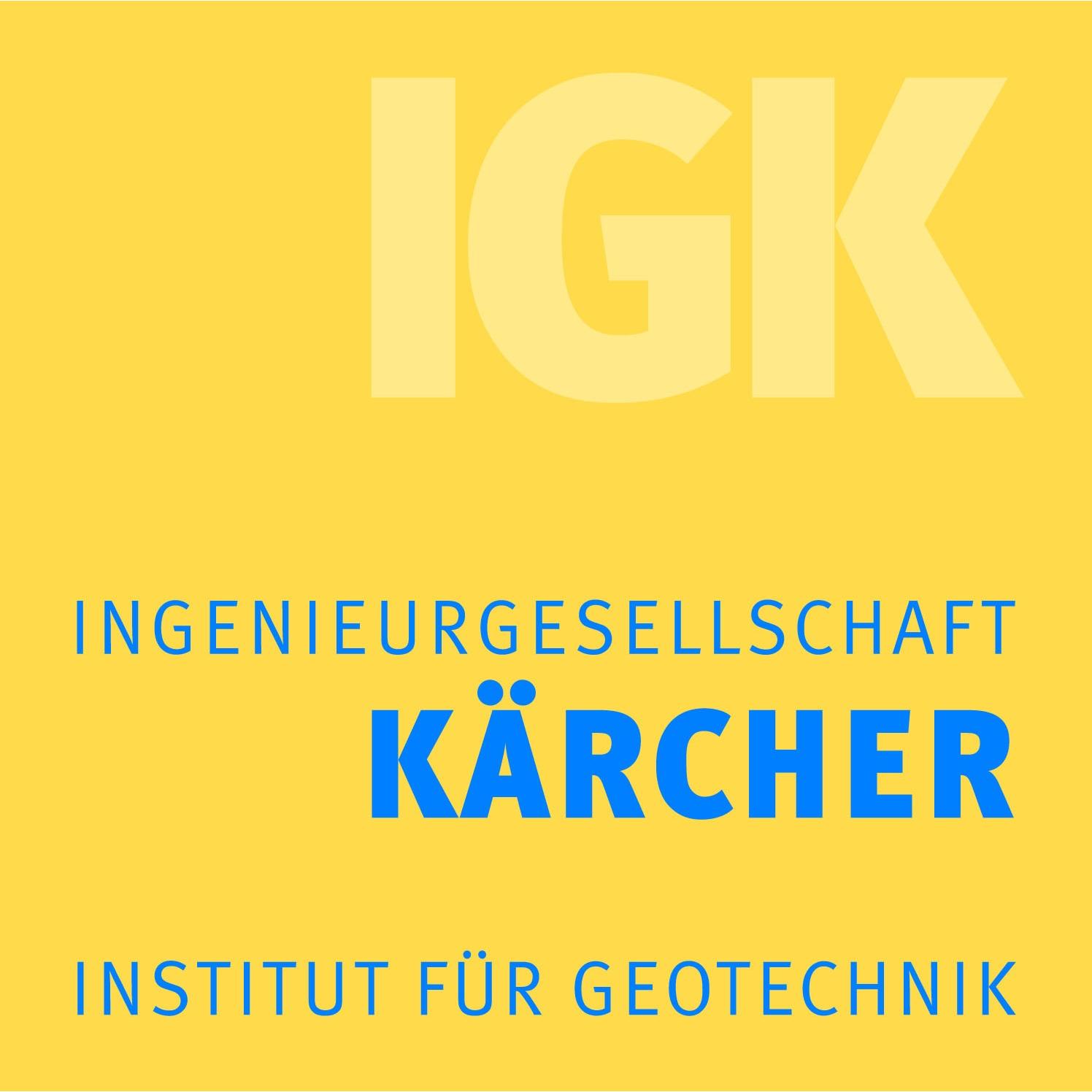 Bild zu Ingenieurgesellschaft Kärcher mbH Institut für Geotechnik in Weingarten in Baden