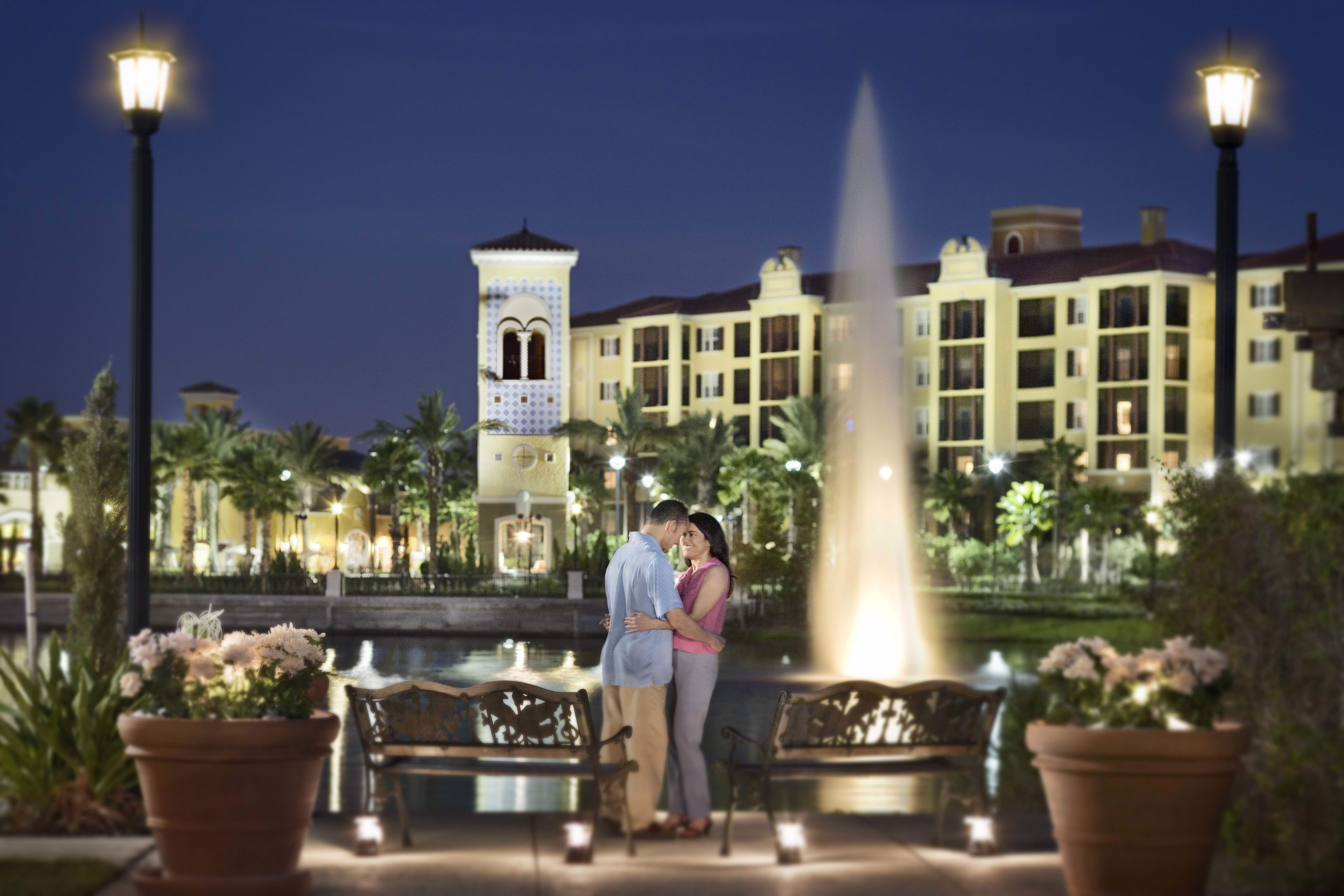 Hilton Grand Vacations at Tuscany Village Orlando Florida