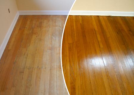 Classic Floor Refinishing