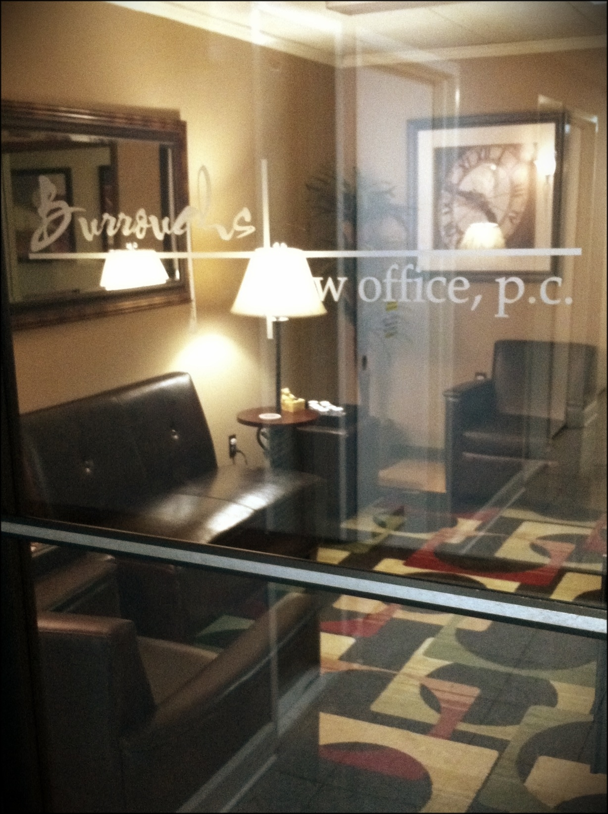 Burroughs Law Office, Pc