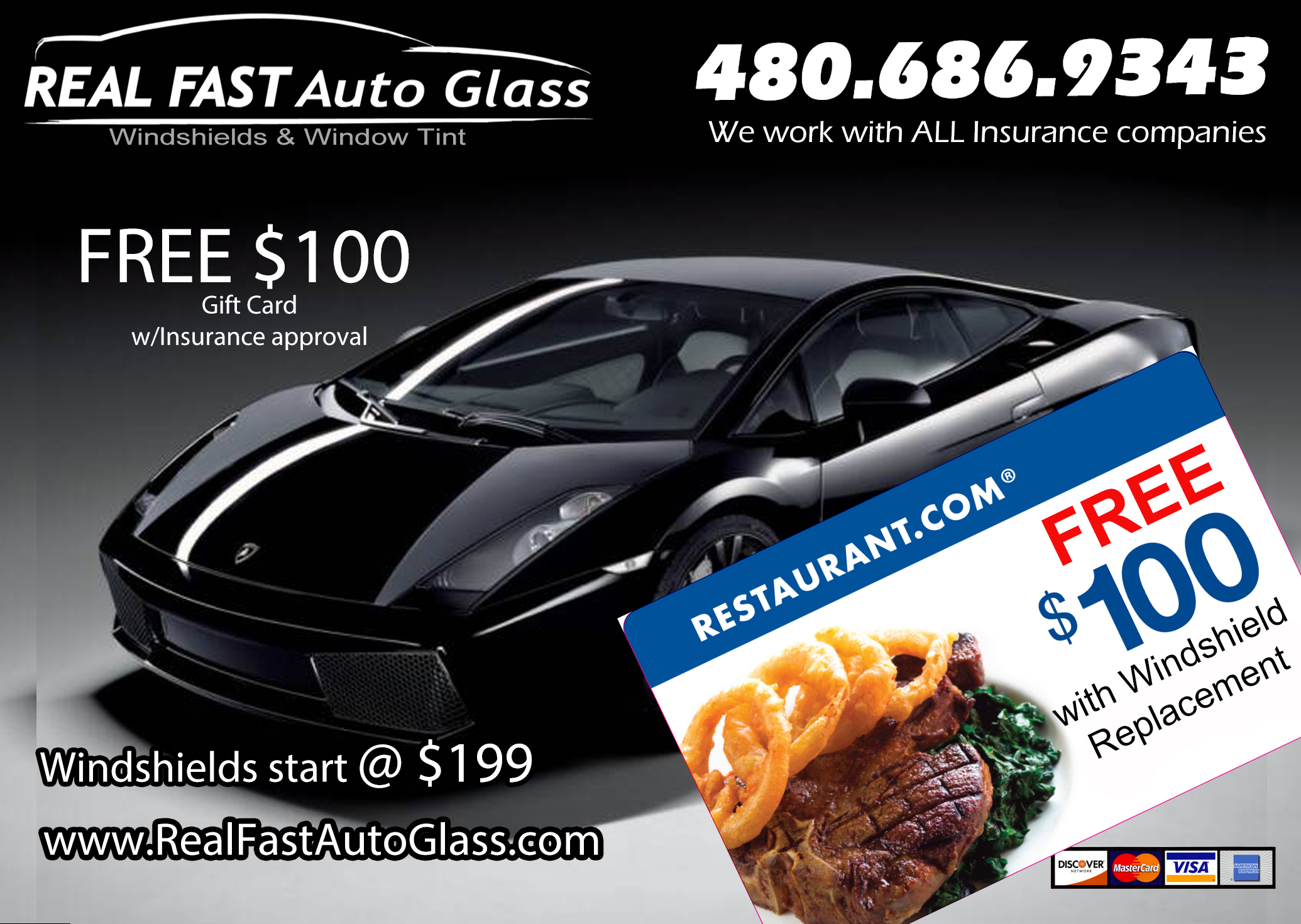 Real Fast Auto Glass