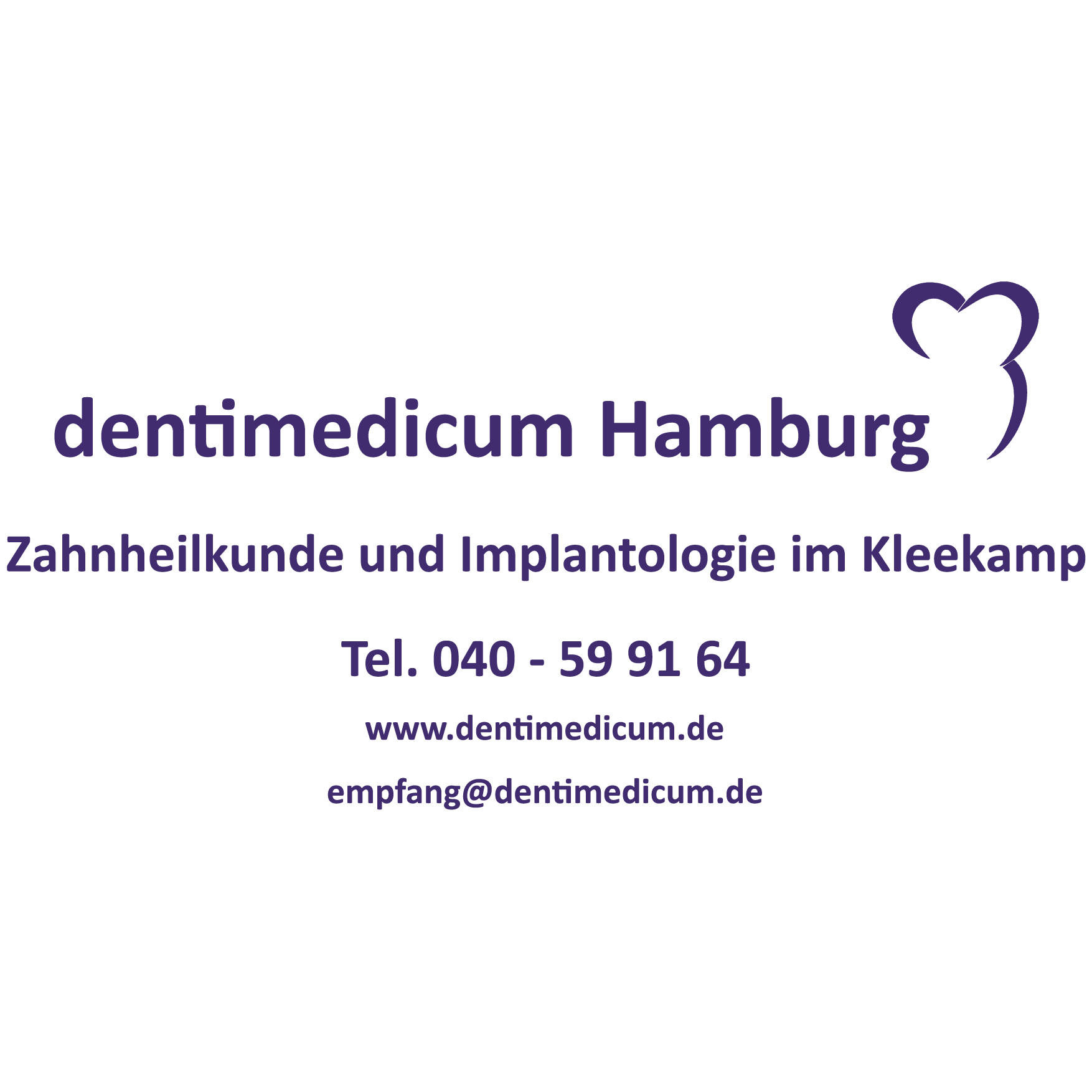 Bild zu Dentimedicum Hamburg MVZ GmbH in Hamburg