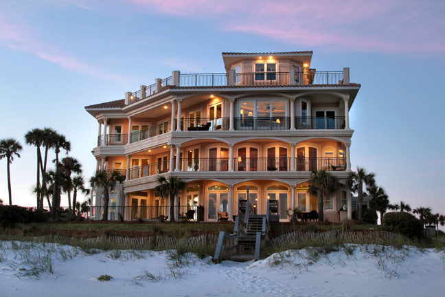Five Star Beach Properties Destin Florida Fl