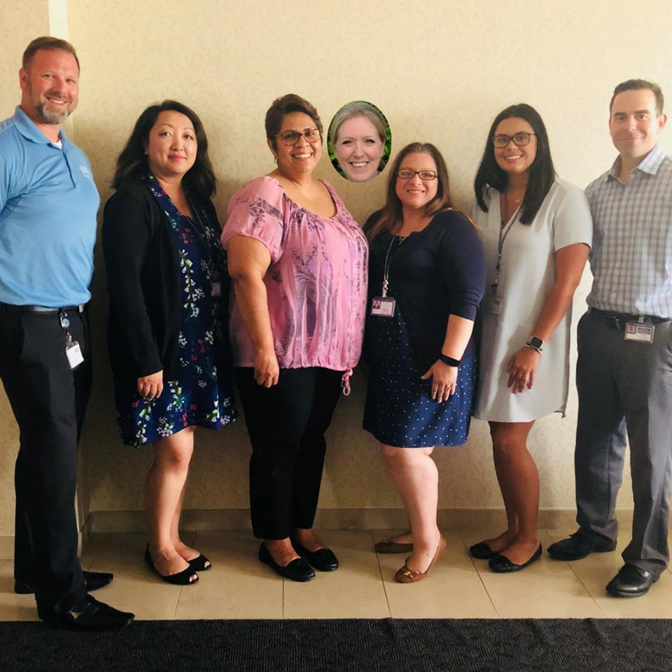 Florida Orthopaedic Institute's Business Analytics and Value Based Programs Team