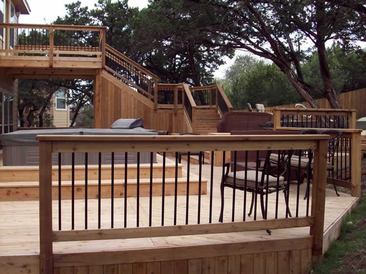 Paradise Decks And Spas In San Antonio Tx 78247