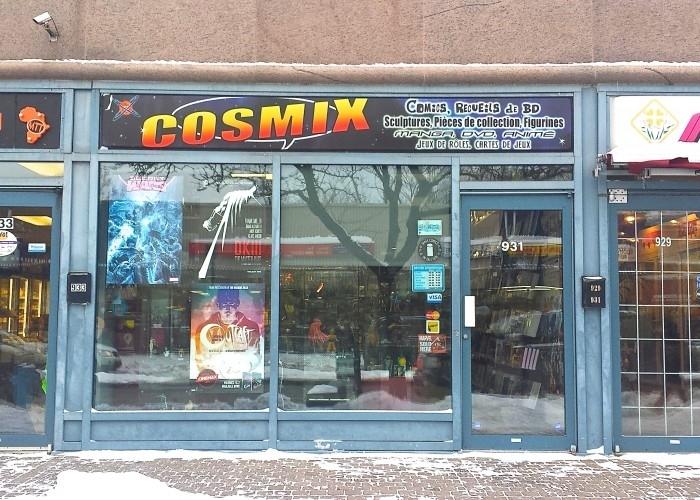 Cosmix à Saint-Laurent