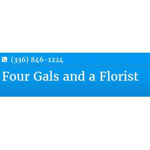Four Gals And A Florist