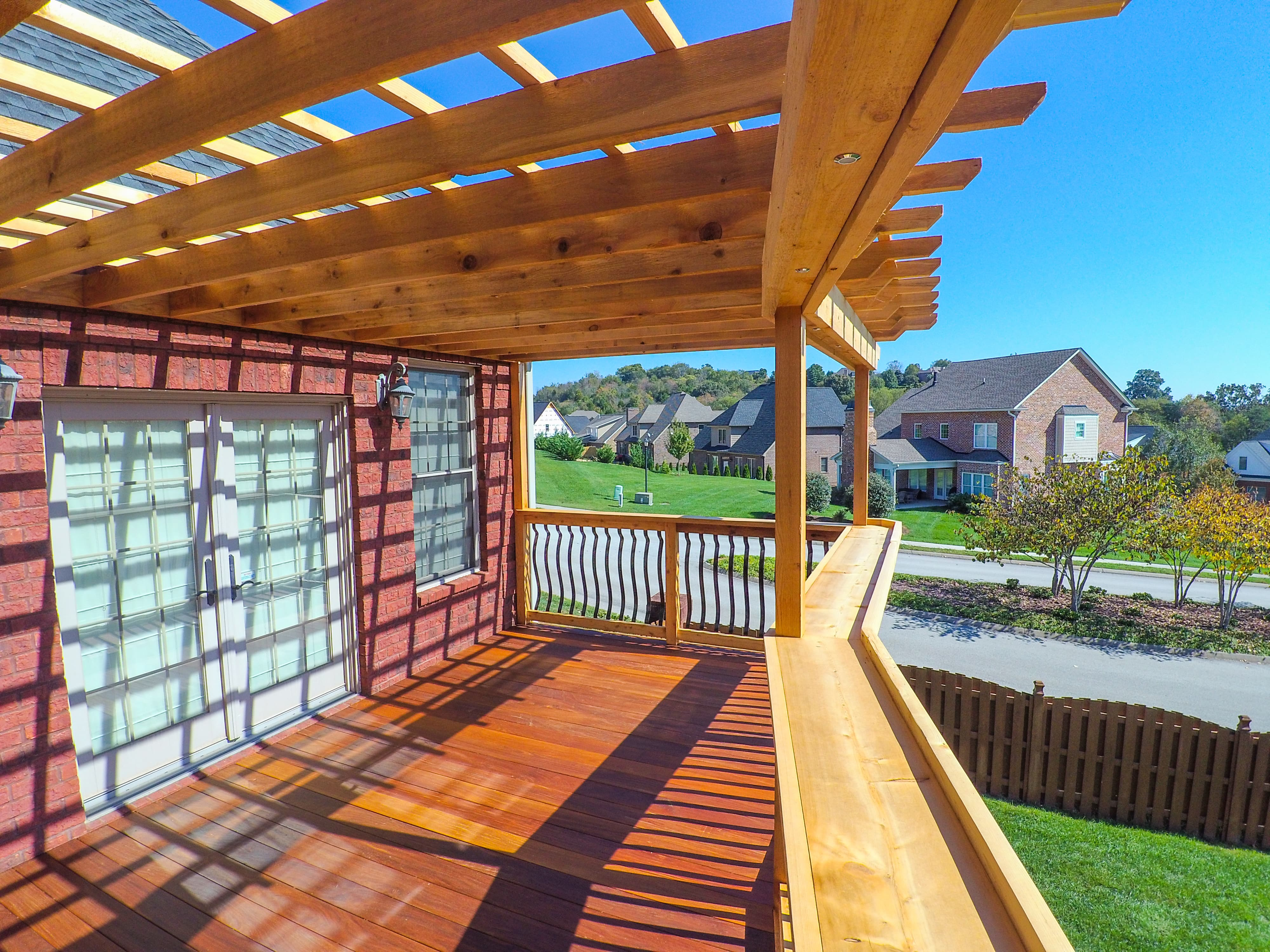 Smoky Mountain Deck Builders Llc Knoxville Tennessee Tn