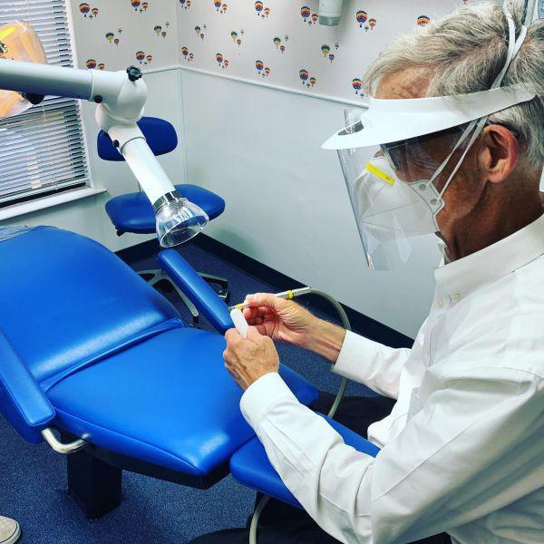 Dr. David Suttie Dentistry For Children