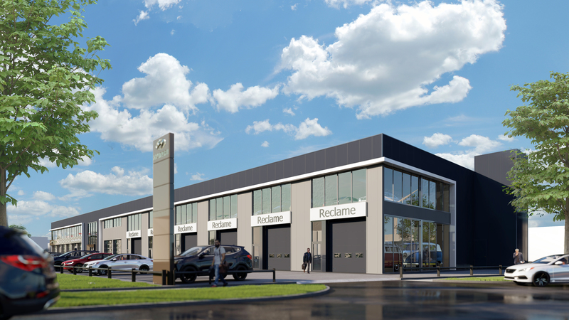 Van der Linden Groep Zoetermeer - Officiele Hyundai en Seat dealer