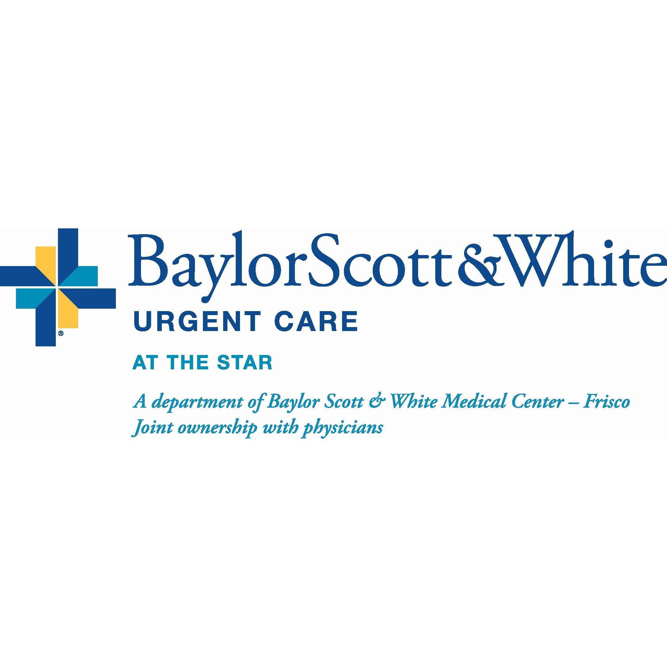 Baylor Scott & White Urgent Care at the STAR - Frisco, TX - Emergency Medicine