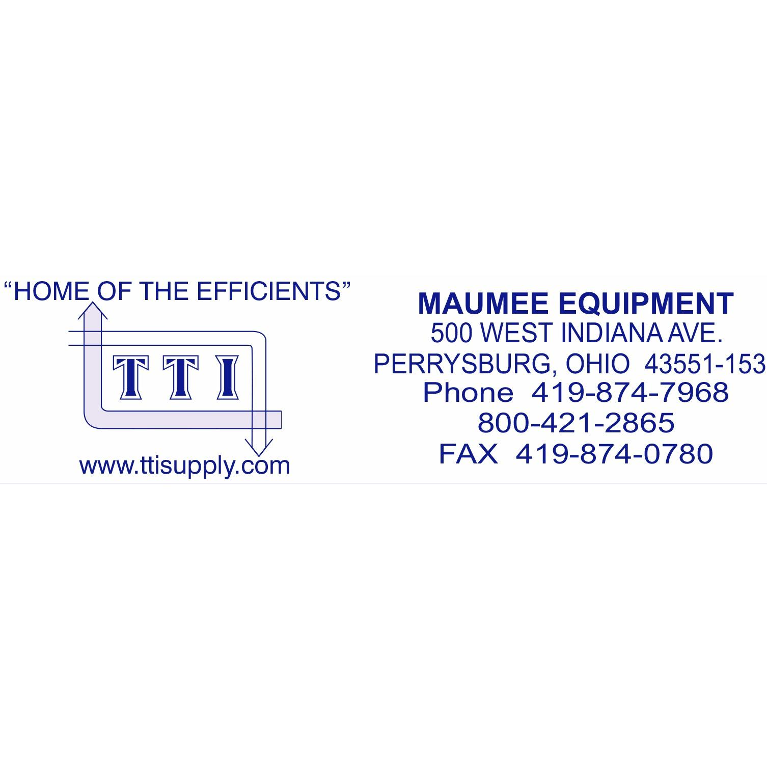 T T I Maumee Equipment In Perrysburg Oh 43551