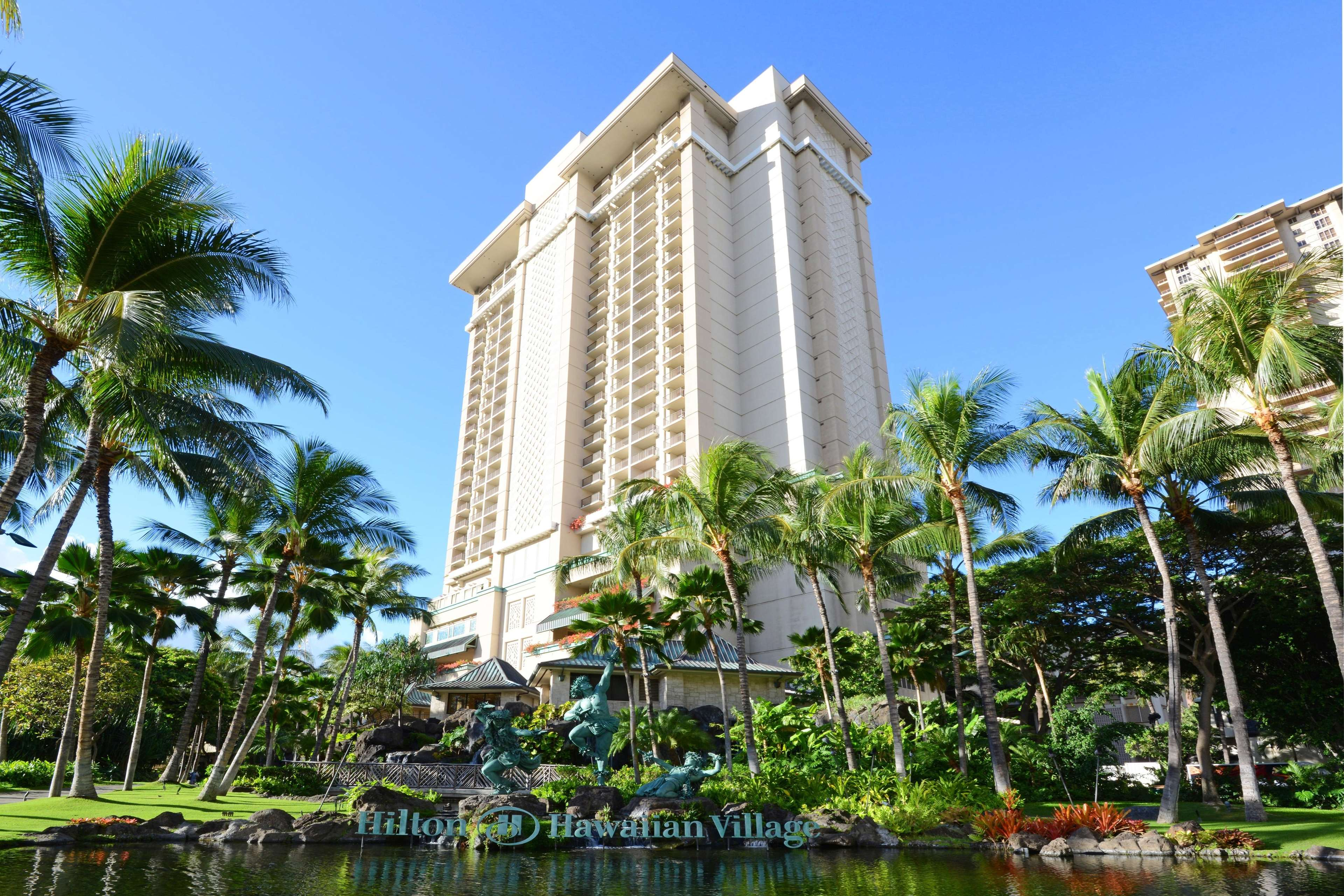 Hotels Near Hilton Hawaiian Village