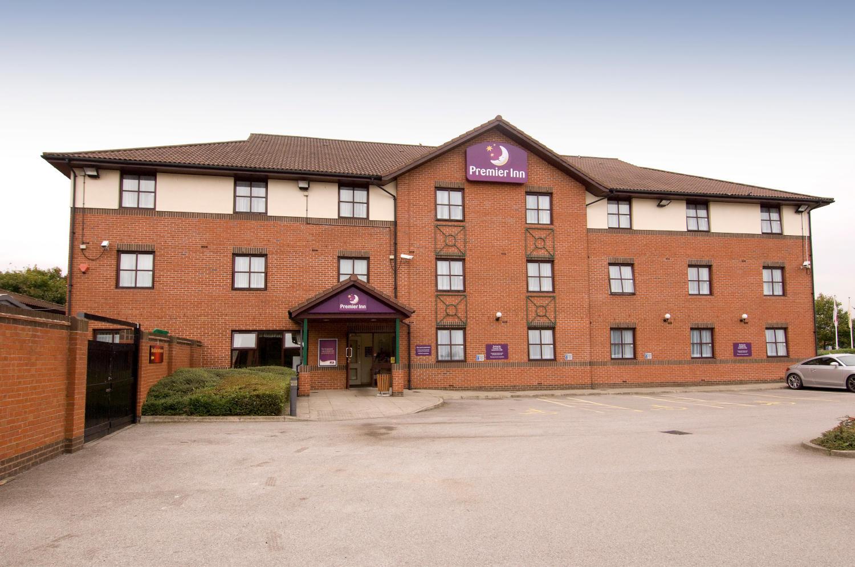 Premier Inn Nottingham Castle Marina hotel
