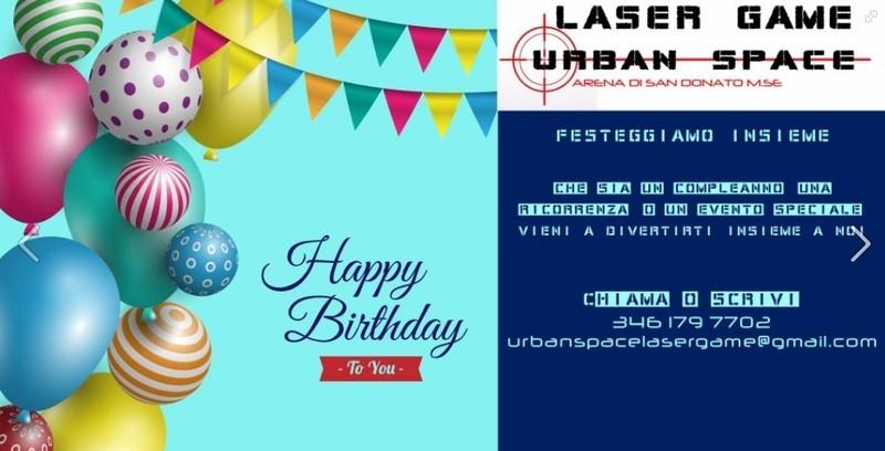 Urban Space Laser Game