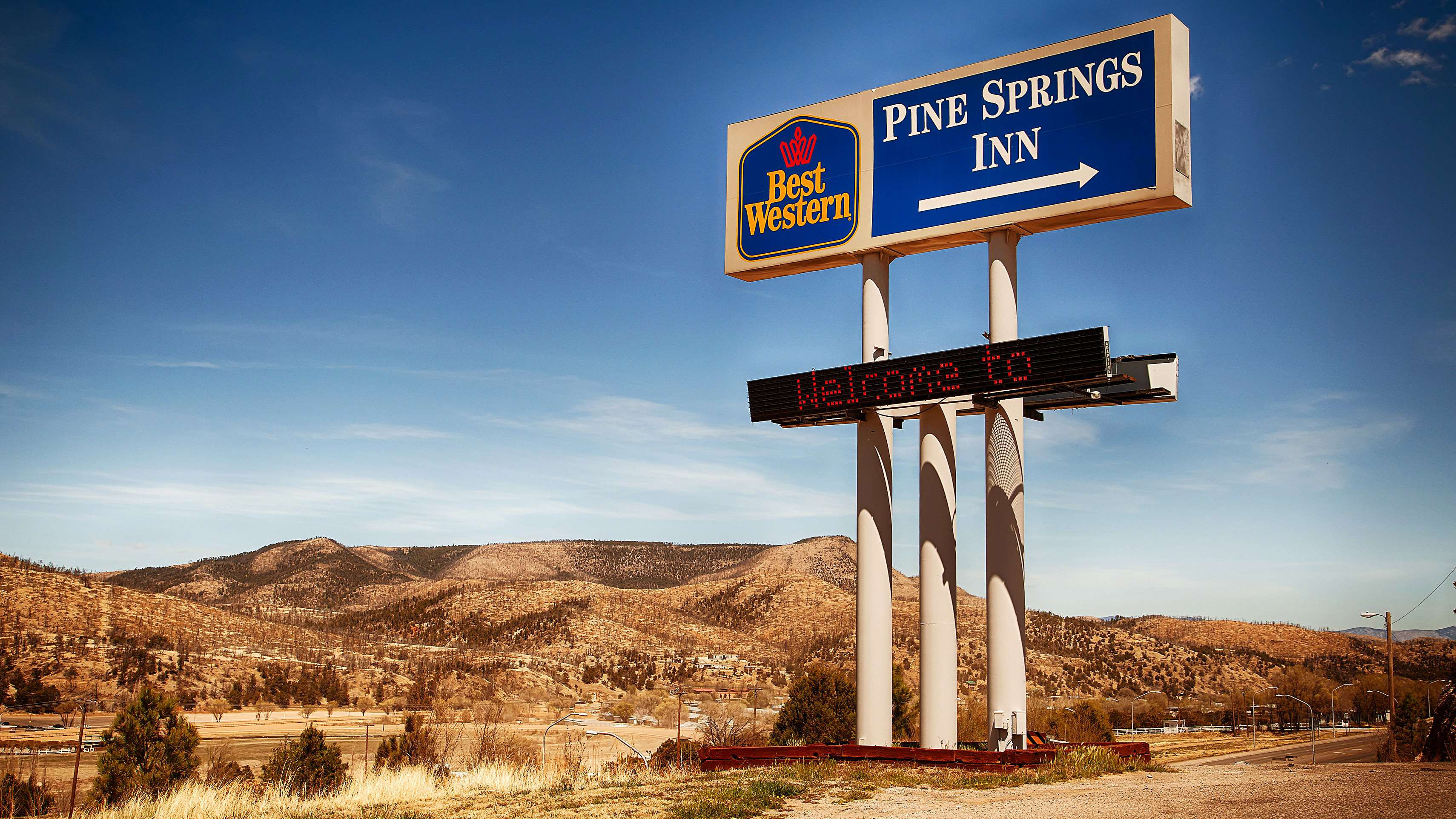 Best Western Pine Springs Inn Ruidoso Downs New Mexico