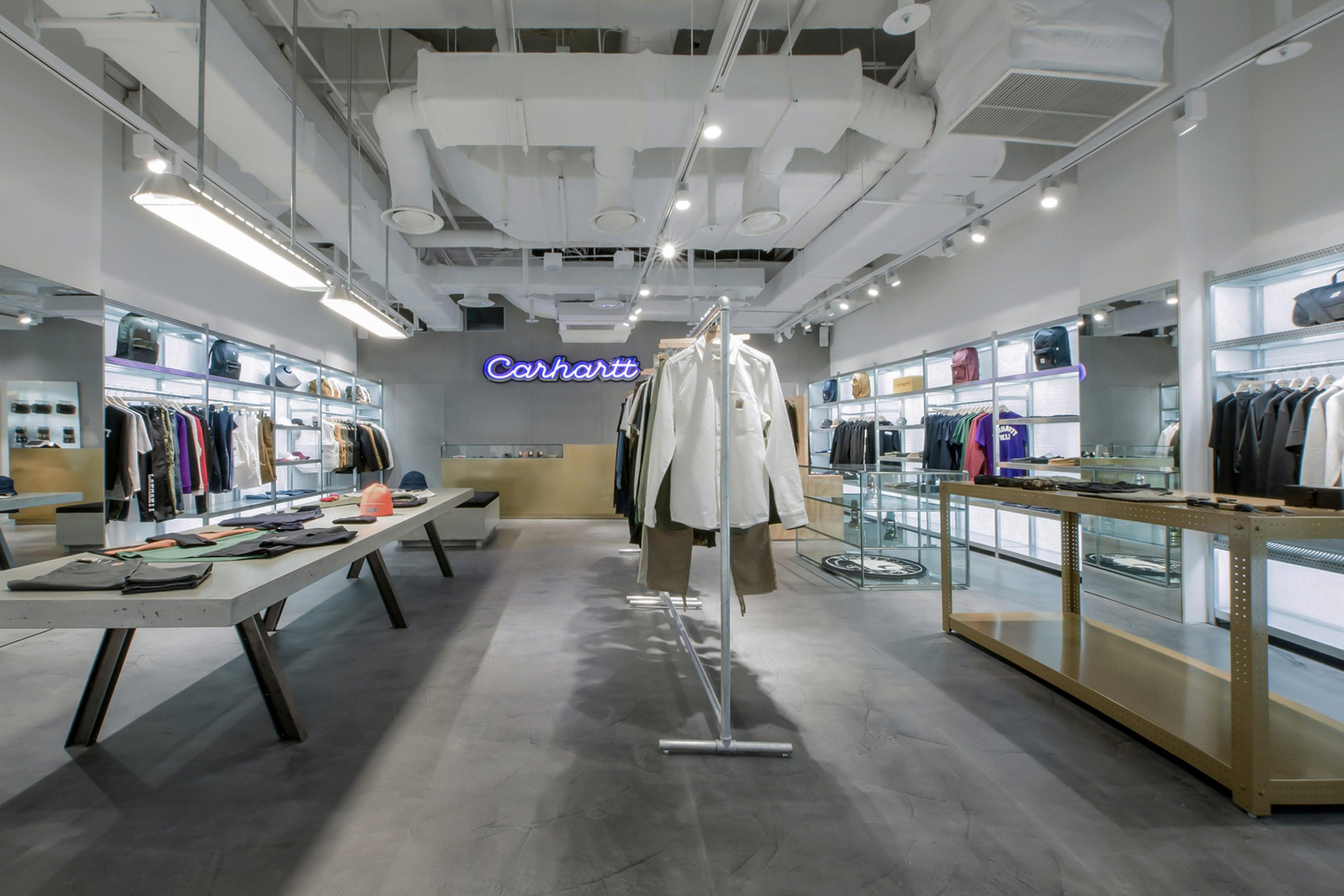 Carhartt WIP Store Seoul Coex Mall