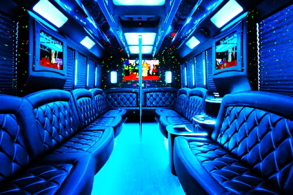 Party bus coupons