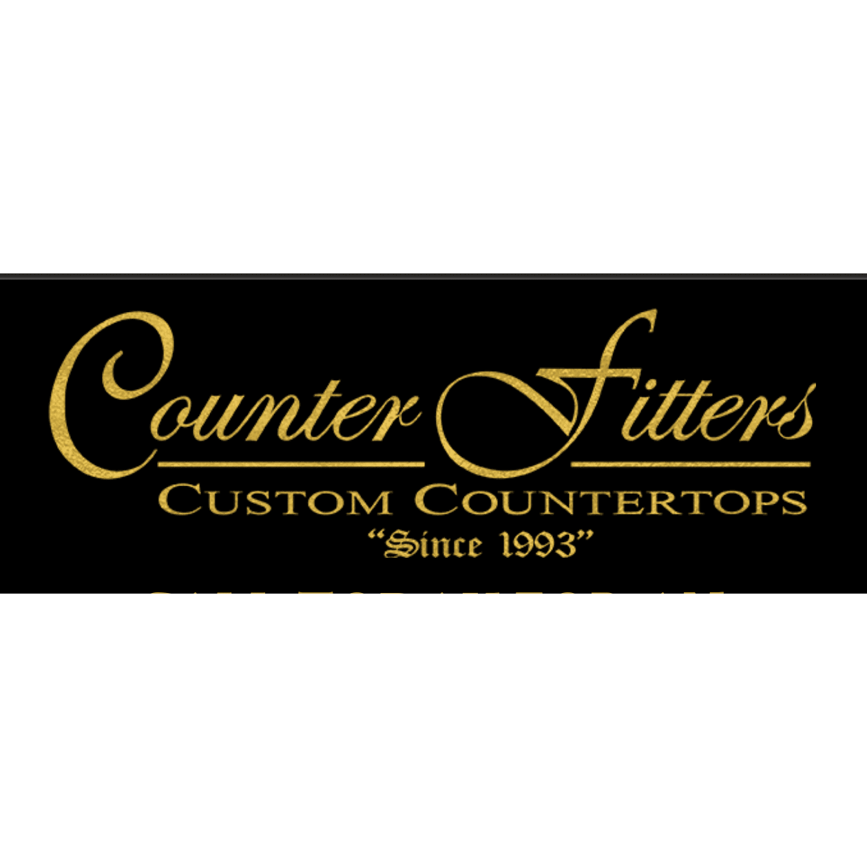 Counter Fitters