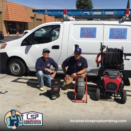 Local Service Pro Plumbing Tarzana California Ca