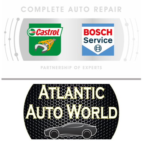 Atlantic Auto World, Castrol Bosch Complete Auto Repair