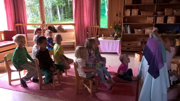 Steinerpäiväkoti Pikku-Otava