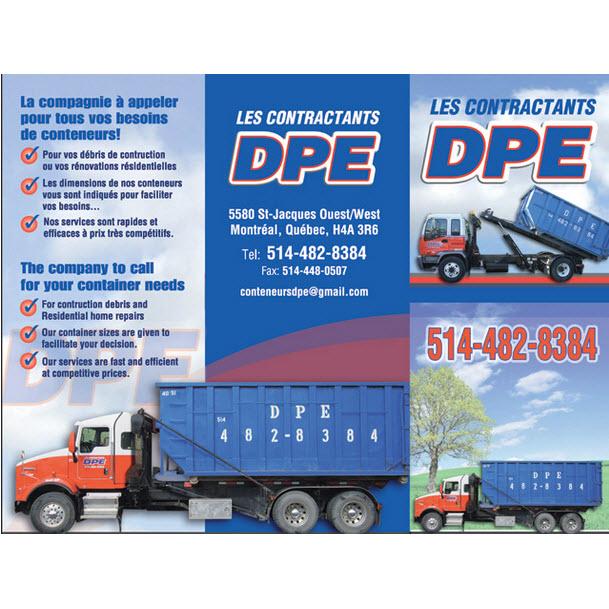 Containers DPE à Montréal
