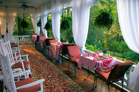 Cedar Crest Bed And Breakfast Asheville Nc