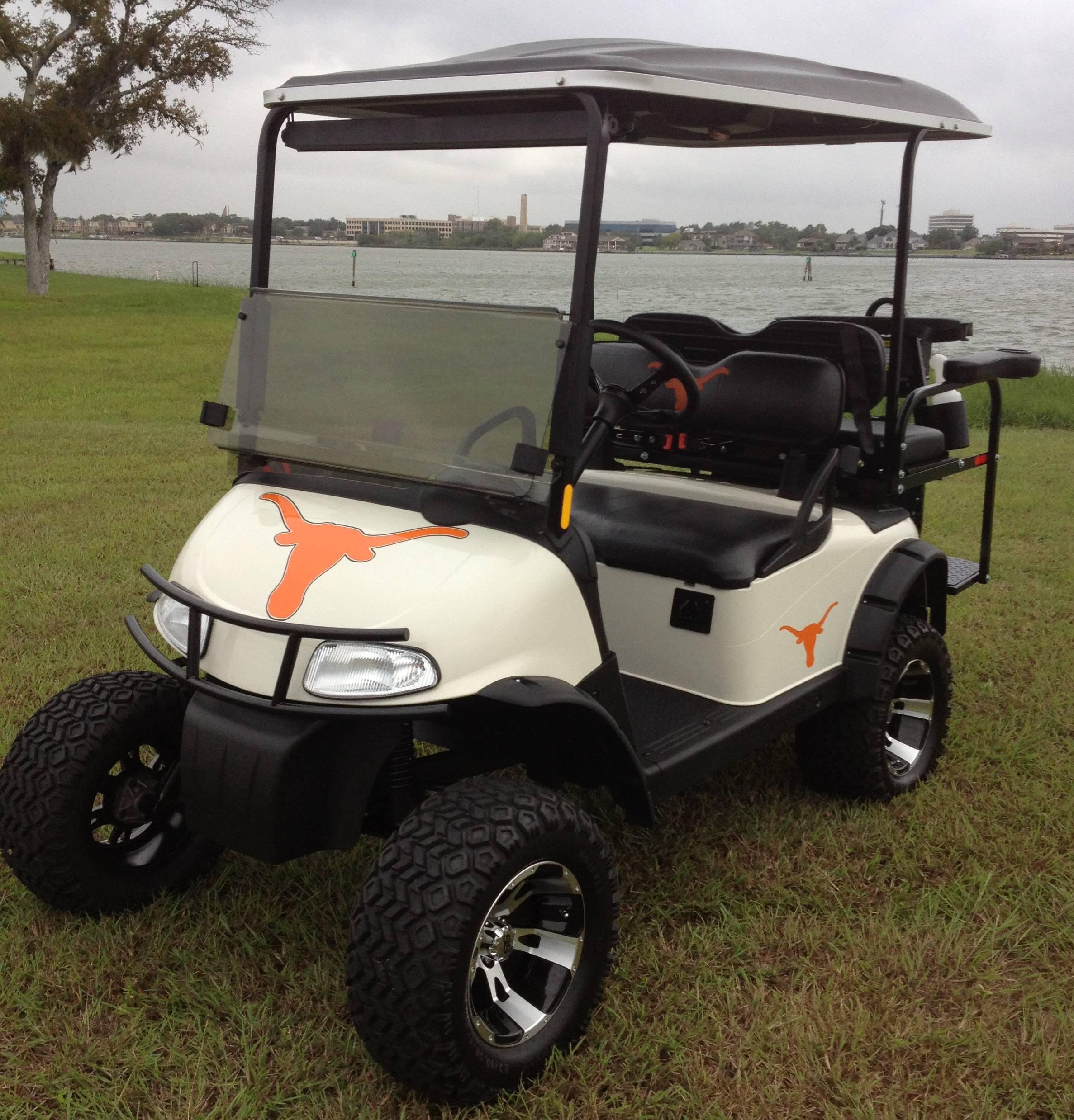 Golf cart zone austin texas tx for Narrow golf cart