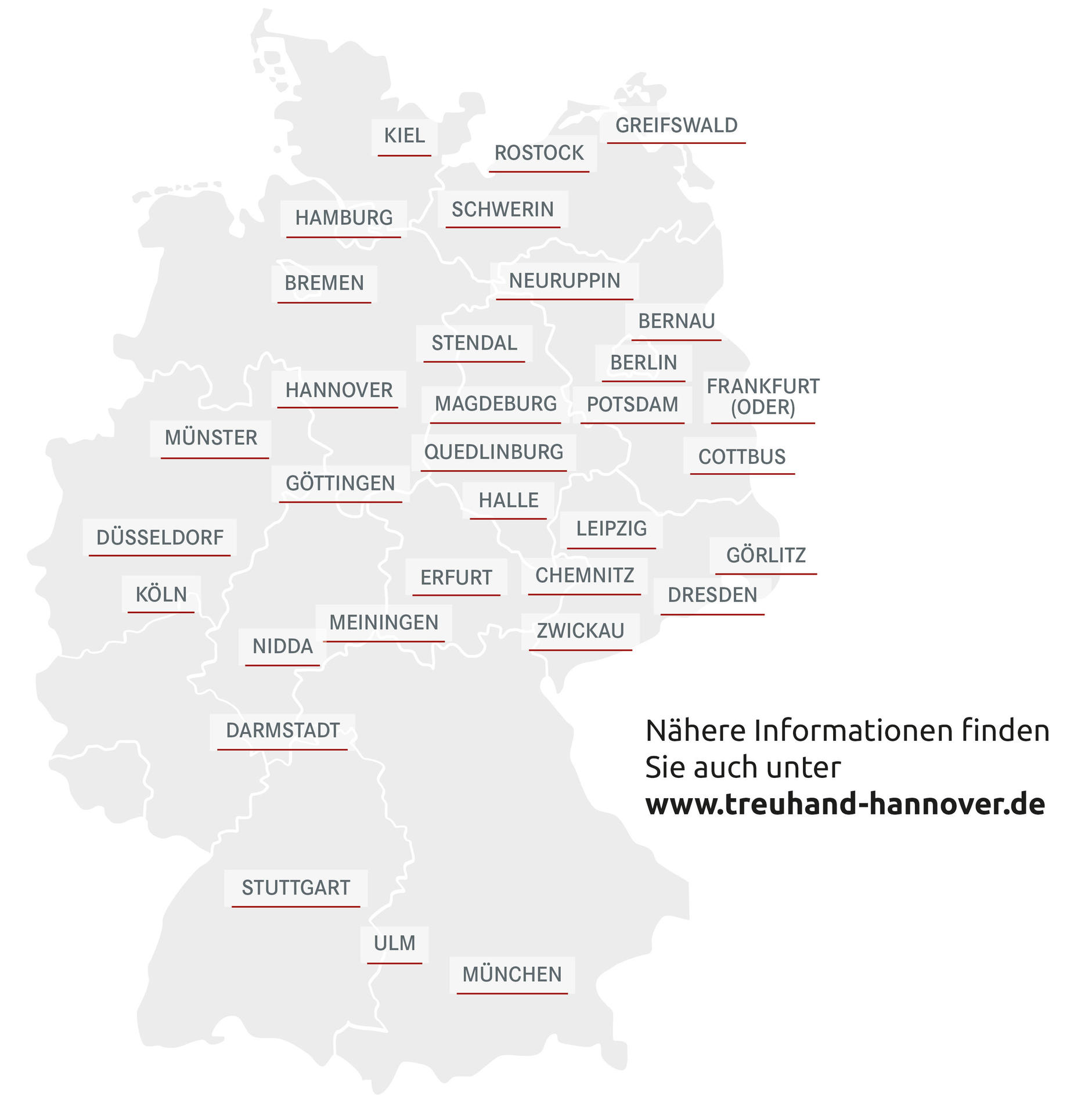 Kundenbild groß 1 Treuhand Hannover GmbH Steuerberatungsgesellschaft Niederlassung Greifswald