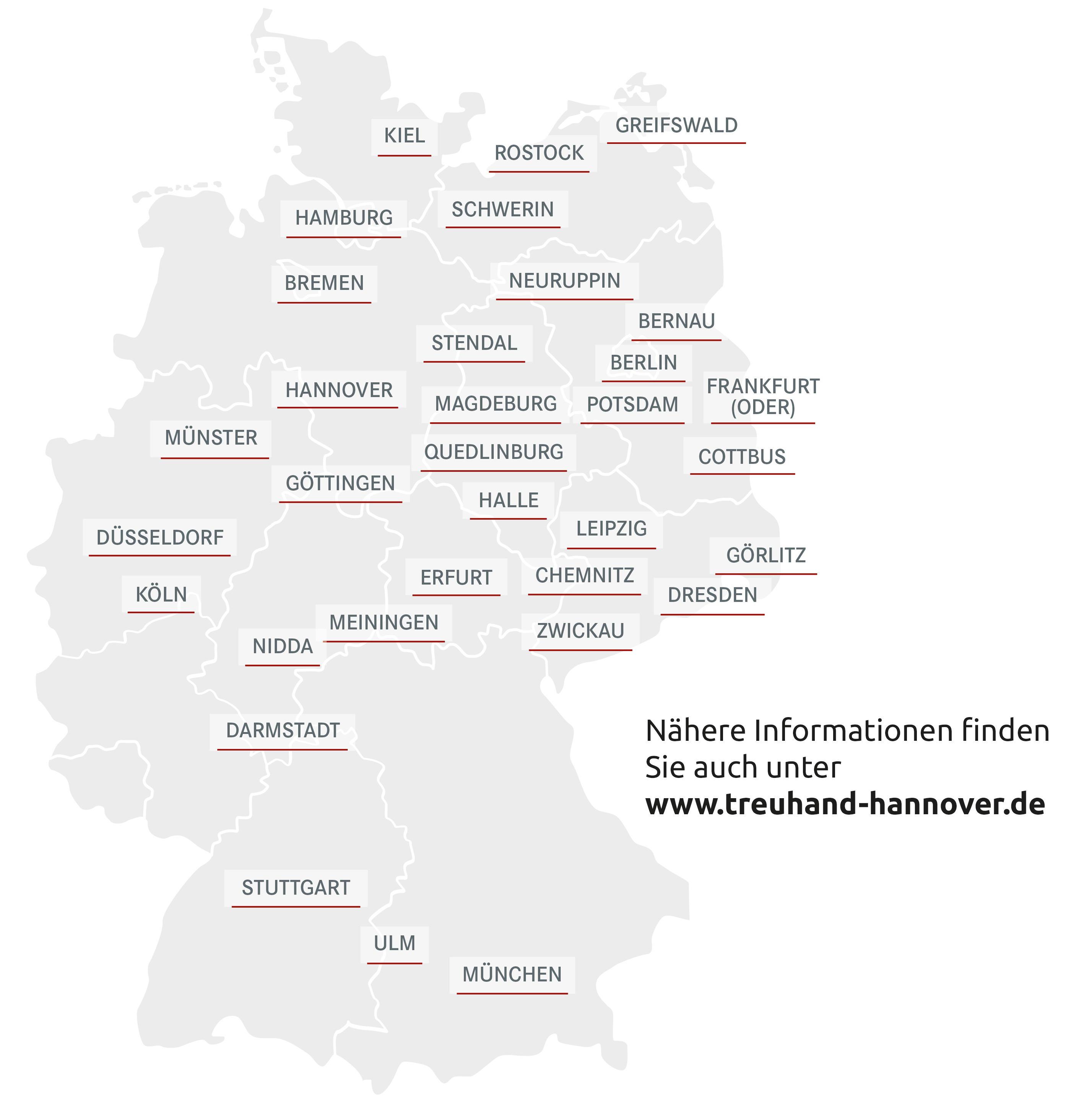 Treuhand Hannover GmbH Steuerberatungsgesellschaft Niederlassung Stuttgart