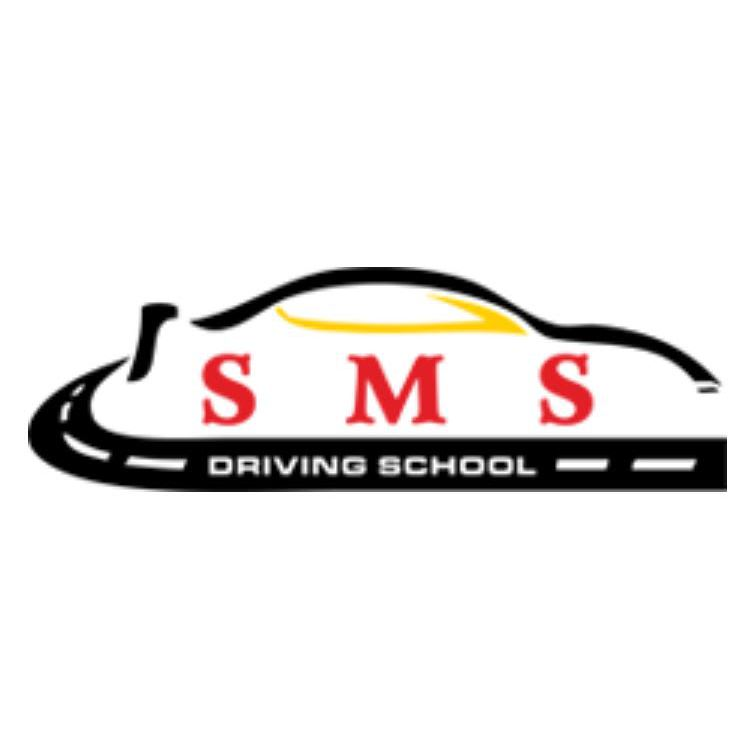 SMS Driving School Logo