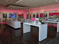 Interior photo of T-Mobile Store at Hwy 65 & 109th Ave NE, Blaine, MN