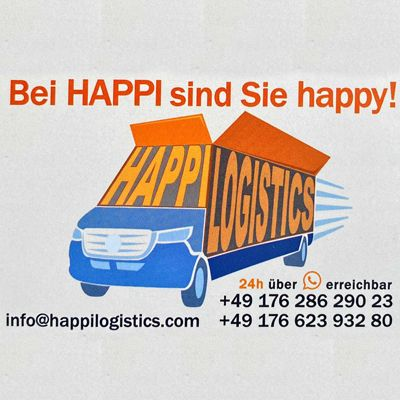 Bild zu Happi Logistics in Heidelberg