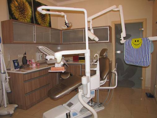 Indywidualna Praktyka Lekarska Prywatny Gabinet Stomatologiczny