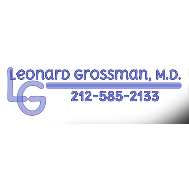 Leonard Grossman, M.D.