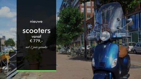 Scooterking Amsterdam