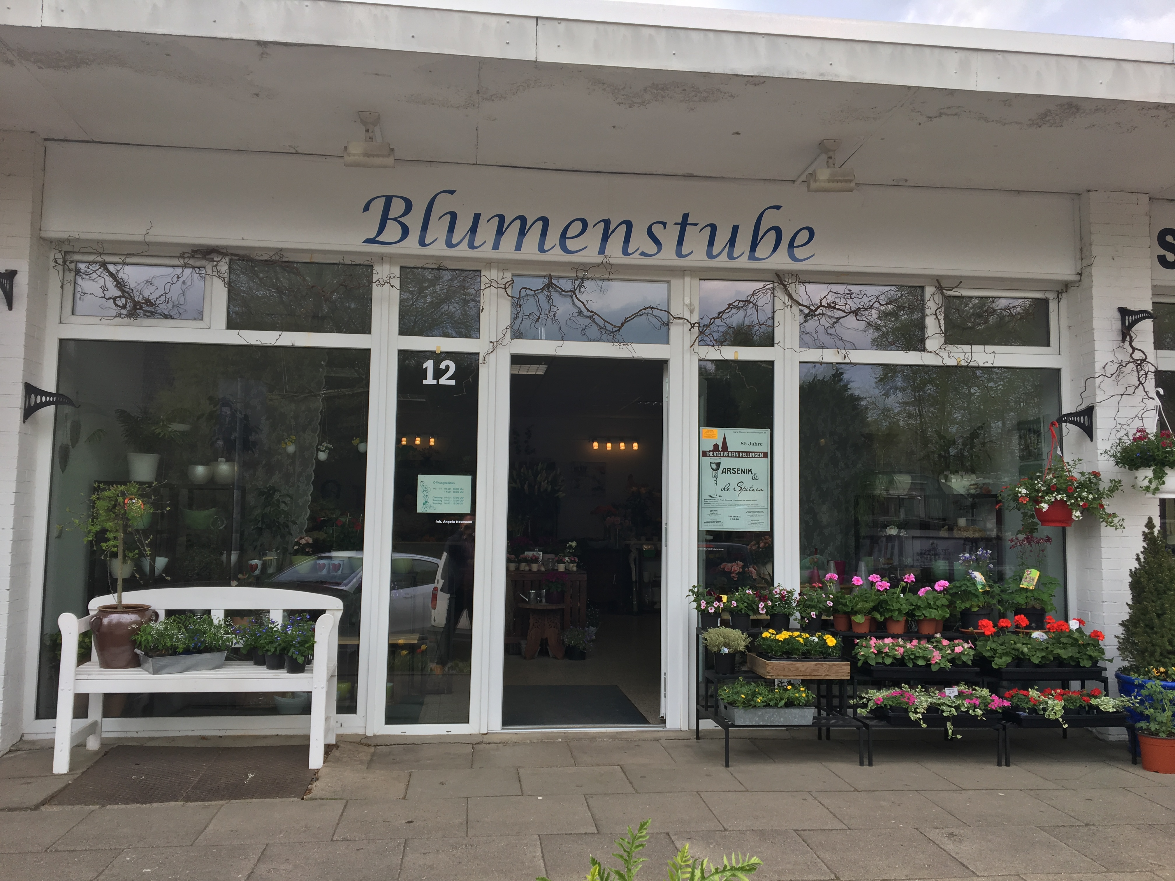 Blumenstube Neumann