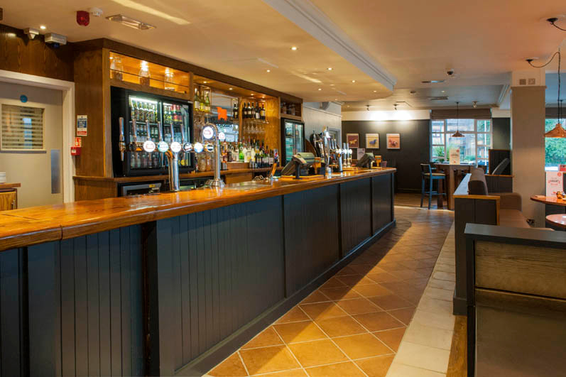The Boathouse Beefeater