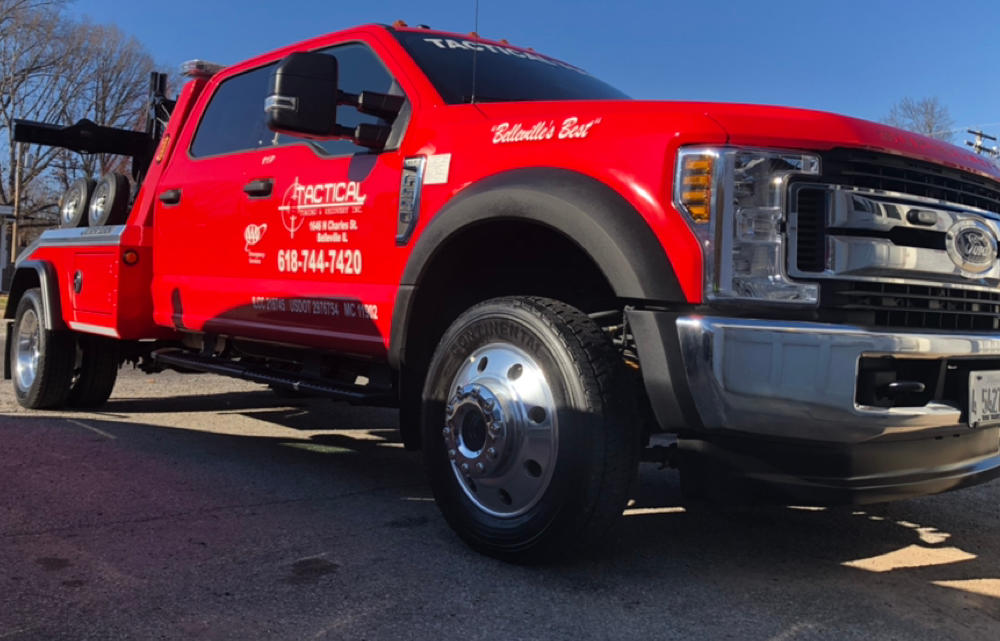 Tactical Towing & Recovery, Inc. - Belleville, IL 62221 - (618)744-7420 | ShowMeLocal.com